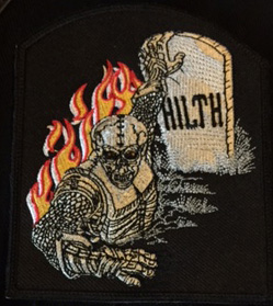 Iron Legacy MC Colors Front Patch